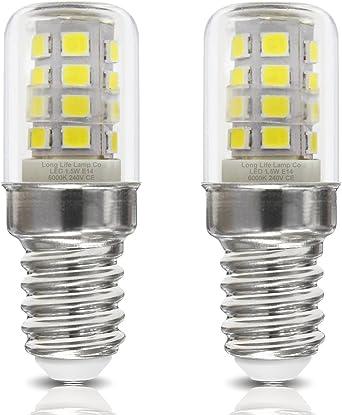 Small Screw E14 *UK Seller* LED Sewing Machine Lamp 1 Watt Equiv to 10 Watt