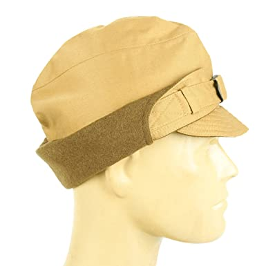 US Army GI WINTER CAP All Sizes Wool Lining Cold Weather