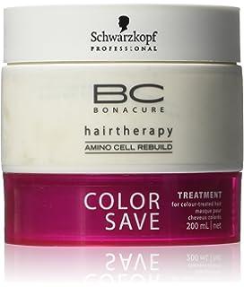 schwarzkopf professional bc bonacure traitement protecteur color save 200ml - Shampoing Schwarzkopf Cheveux Colors