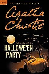 Hallowe'en Party: A Hercule Poirot Mystery (Hercule Poirot series Book 36) Kindle Edition