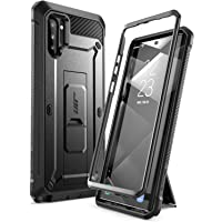 SUPCASE Unicorn Beetle Pro Series Case for Samsung Galaxy Note 10 (2019 Release), Full-Body Rugged Holster and Kickstand with-Out BuiltIn Screen Protector (Black)