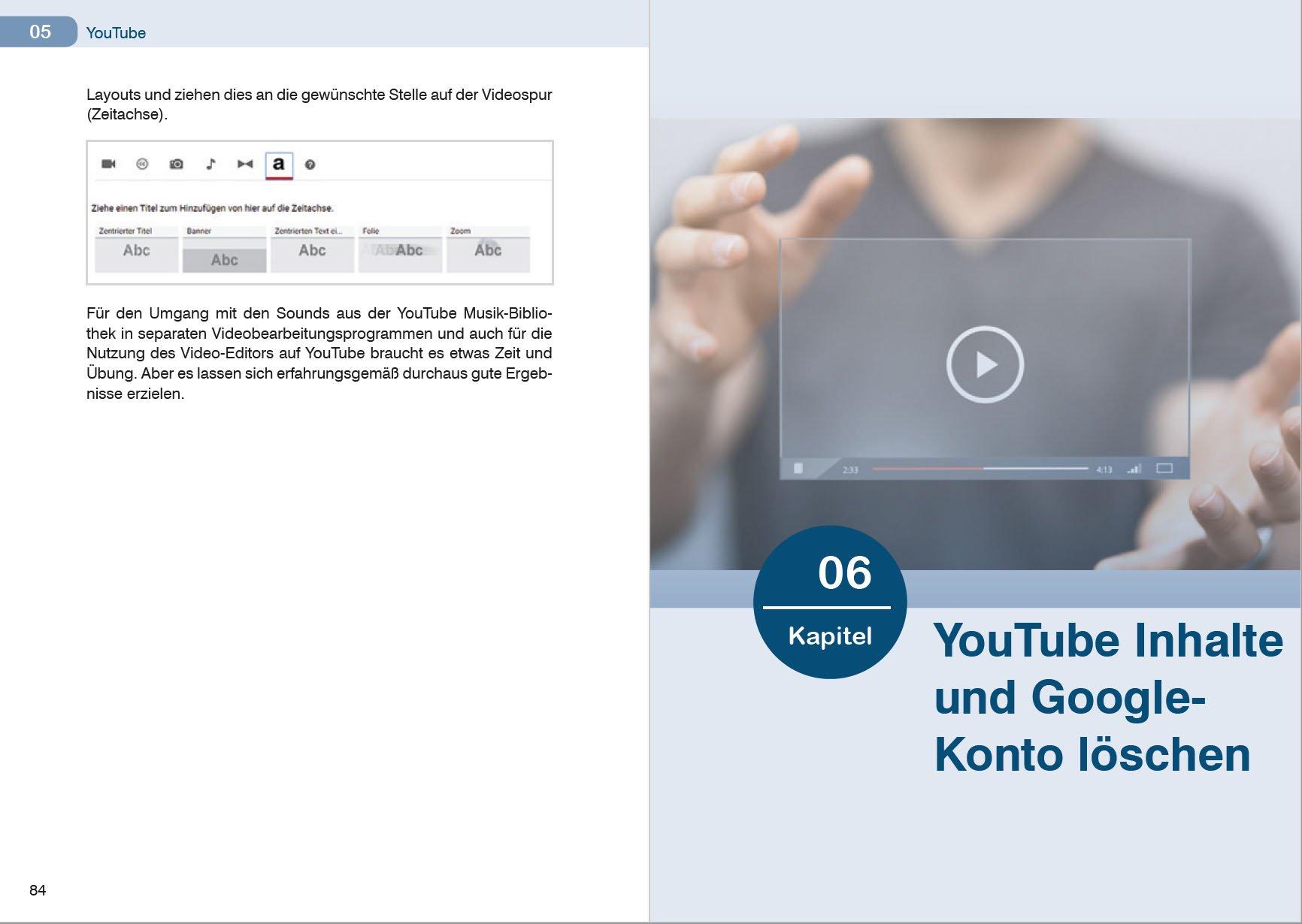 youtube konto löschen