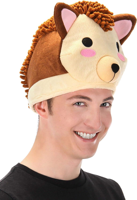 CUTE HEDGEHOG NOVELTY FANCY DRESS HAT