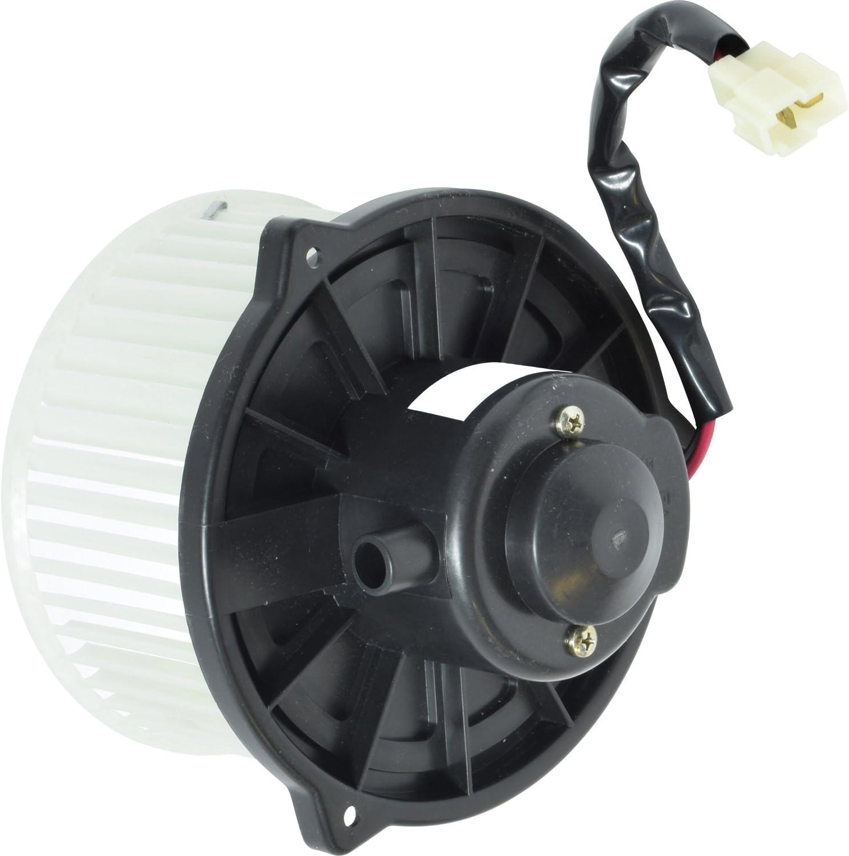 HVAC Blower Motor-Blower Motor with Wheel UAC BM 00219C