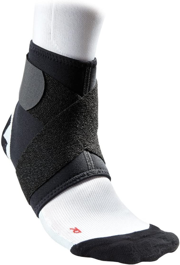 McDavid Ankle Support with Strap: Sports & Outdoors