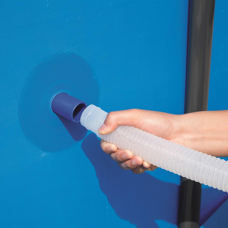 Sandfilteranlage Bestway Flowclear Filterpumpe Sandfilter System Poolreinigung 58499-1 - 8.327 l//h - mit Zeitschaltuhr