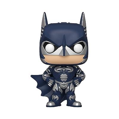Funko Pop! Heroes: Batman 80th - Batman (1997): Toys & Games