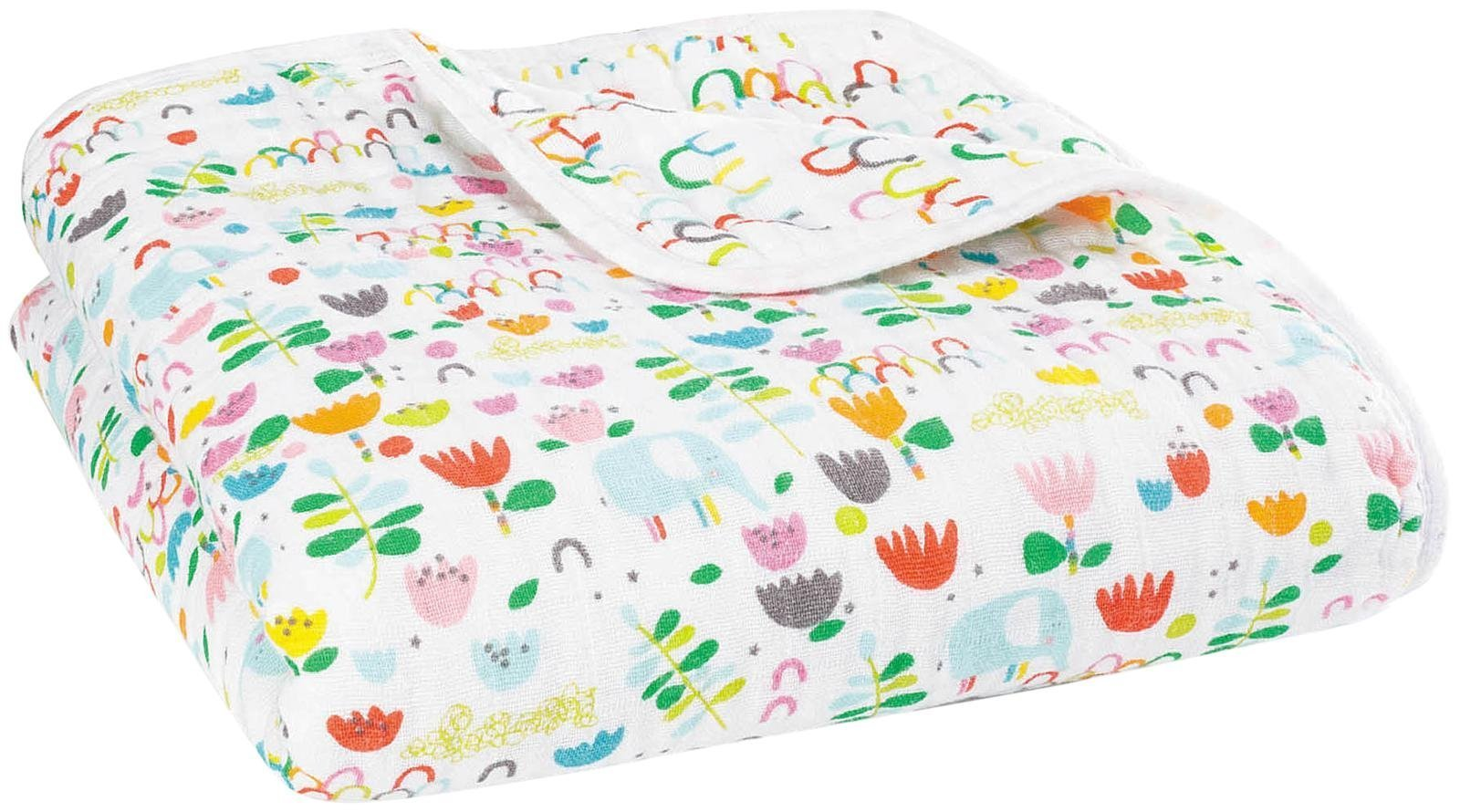 aden + anais Zutano dream blanket, fairground