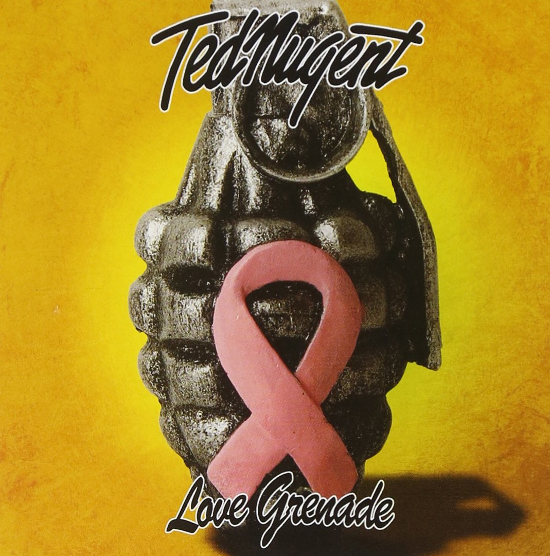 Ted Nugent - Love Grenade - Amazon.com Music