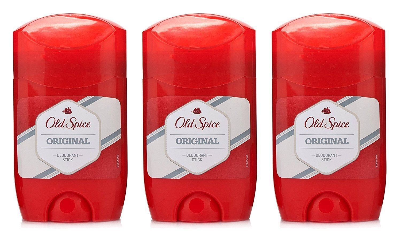 Old Spice Juego de 3desodorantes en stick