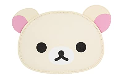 78bd55668eb5 Amazon.com  Rilakkuma by San-X - Korilakkuma Vinyl Face Purse Over Shoulder  Bag Authentic Licensed Product  Shoes