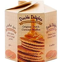 Double Delights Original Dutch Caramel Waffles , 252 gms
