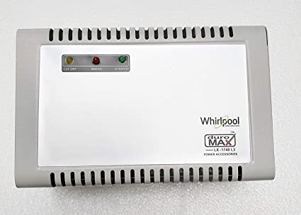 Whirlpool Duro MAX Automatic Voltage Stabilizer LX1740L3 for 1.5T AC