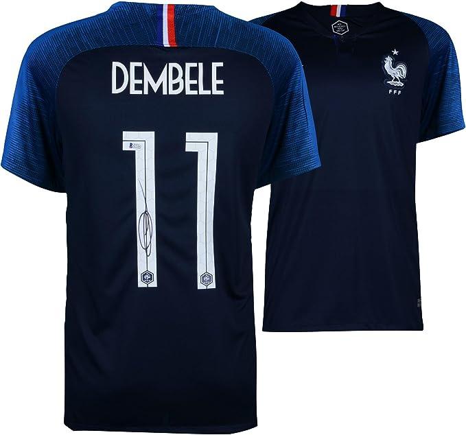 Panini WM 2018 World Cup Russia Sticker 210 Ousmane Dembélé Frankreich
