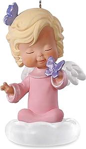 Hallmark Keepsake Christmas Ornament 2019 Year Dated Mary's, Hyacinth Angel