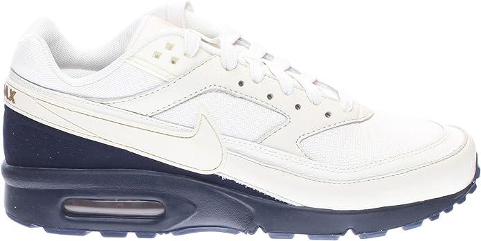 Nike Air Max Bw Premium Chaussures de running pour homme Beige Crème, 40,5 EU