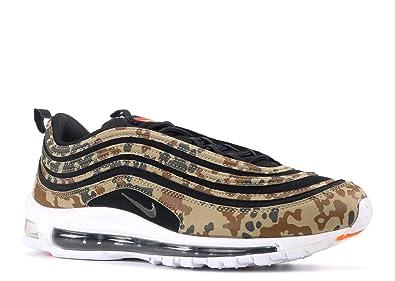 new arrival 3b2c0 bd170 Nike Air Max 97 Premium Camo Germany Size 4.5 UK