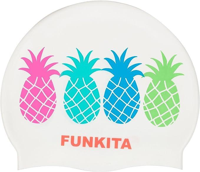 FUNKITA Swimming Hats.Swimming Caps FUNKITA Cookie Cutter Swimming Cap
