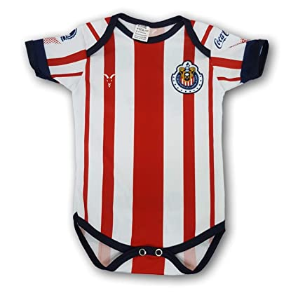 e3450f67cdd Image Unavailable. Image not available for. Color: Club dDeportivo  Guadalajara Chivas Newborn Jersey
