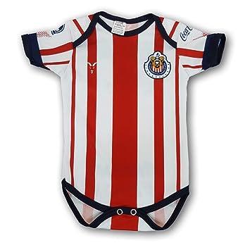 Nuevo Club ddeportivo Chivas de Guadalajara recién nacido Jersey ...