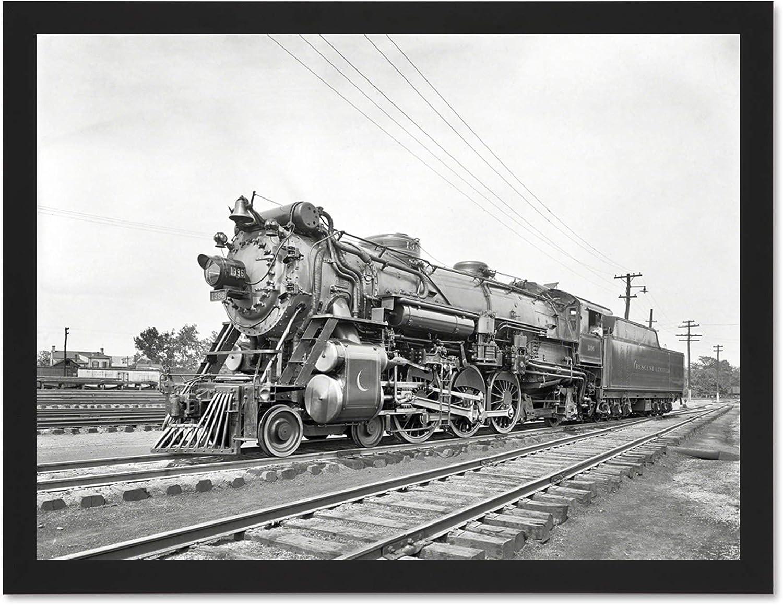 Amazon Com Wee Blue Coo Black White Train Rail Steam Engine