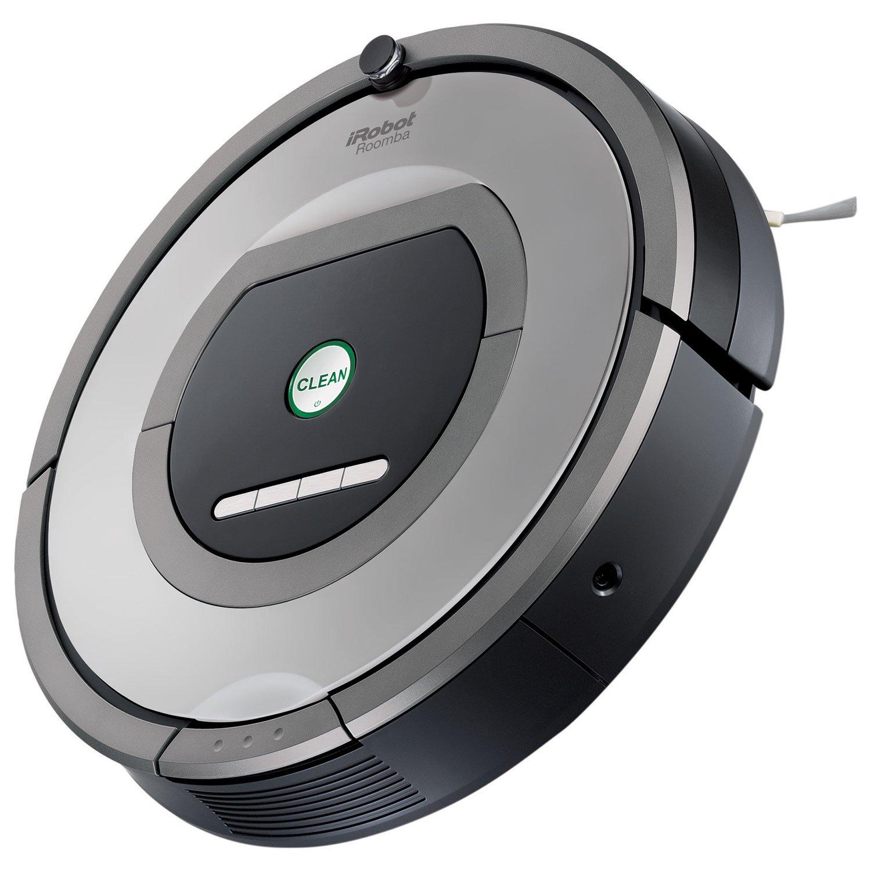 Comparison Roomba 761