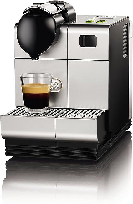 DeLonghi EN520S - Cafetera monodosis, 19 bares, preparación ...