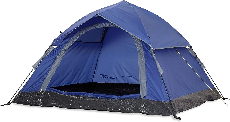 Lumaland Tienda de campaña Outdoor Light Pop Up Ligera para 3 Personas Camping Acampada Festival 210 x 190 x 110 cm