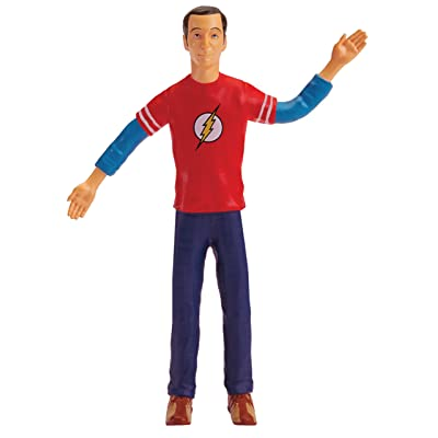 The Big Bang Theory Dr. Sheldon Cooper 6-Inch Figure: Toys & Games