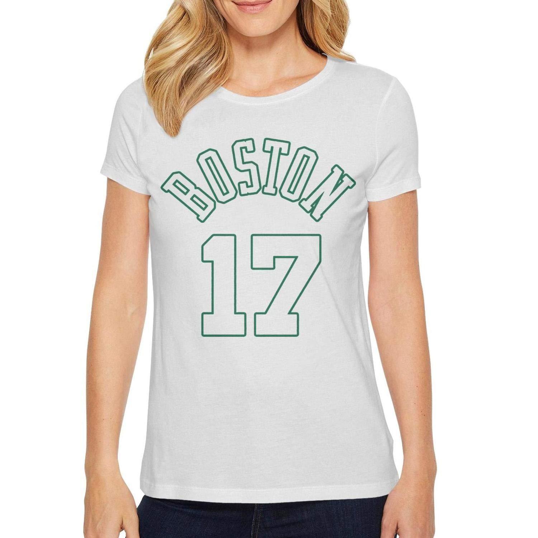 White158 EDAPPLEJ Women's Sport Basketball Player TShirt Cool Short Sleeve Tee Running Solid