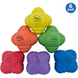 Sky Bounce® Sponge Balls, Plastic Curve Balls (Compare to Wiffle), Agility Reaction Ball, and other Playground Balls - Fun for the Whole Family