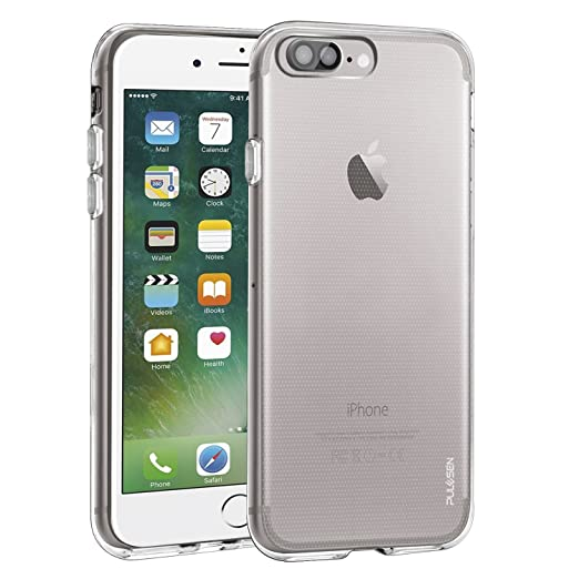 32 opinioni per iPhone 7 Plus Cassa, PULESEN® iphone 7 Plus Custodia Cover [Cristallo