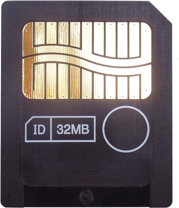 Smartmedia 32 Mb 3 3 V Sm Speicherkarte Computer Zubehör