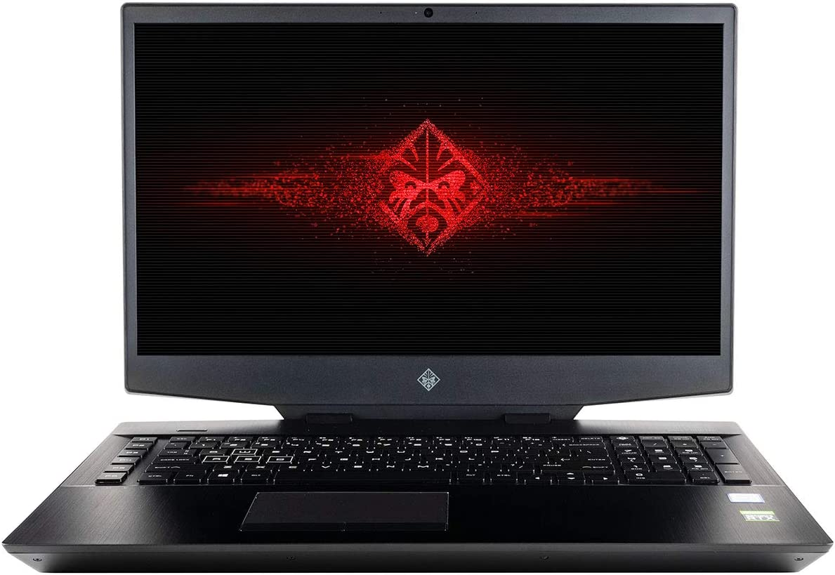 "CUK HP Omen 17t Gaming Notebook (Intel i9-10885H, 64GB RAM, 1TB NVMe SSD + 2TB HDD, NVIDIA GeForce RTX 2080 Super 8GB, 17.3"" 4K IPS, Windows 10 Home) Gamer Laptop Computer"
