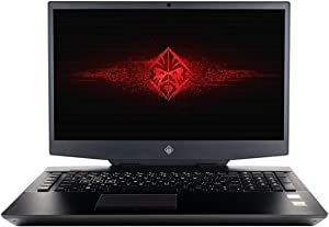 "CUK HP Omen 17t Gaming Notebook (Intel i9-10885H, 32GB RAM, 1TB NVMe SSD + 2TB HDD, NVIDIA GeForce RTX 2080 Super 8GB, 17.3"" 4K IPS, Windows 10 Home) Gamer Laptop Computer"