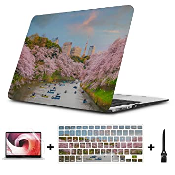 Fundas para Mac Book Pro Freedom Japan Travel City Área ...