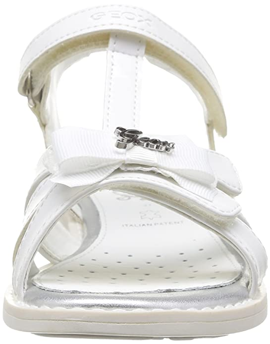 Geox J Sand Giglio B, Sandales fille