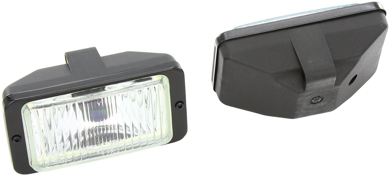 Ring Automotive BRL055C Microline Rectangular Fog C//W White Covers