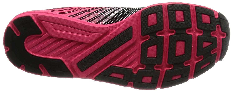 Brooks Womens Hyperion B01N8XJTZG 10 B(M) US|Black/Diva Pink/Diamond Yarn