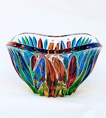 Amazon Murano Glass Fire Bowl Small Home Kitchen