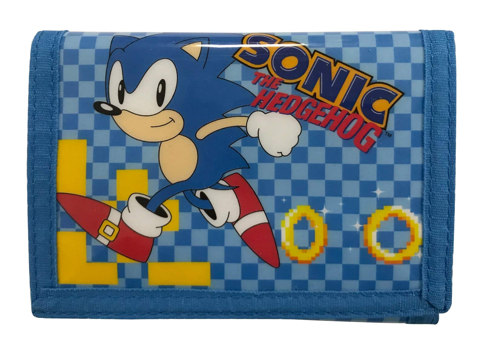 Sonic The Hedgehog Card And Coin Tri Fold Wallet Buy Online In Cambodia Hedgehog Products In Cambodia See Prices Reviews And Free Delivery Over 27 000 Desertcart