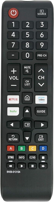 Control Remoto TV UN43RU7100FXZC UN50RU7100GXZD
