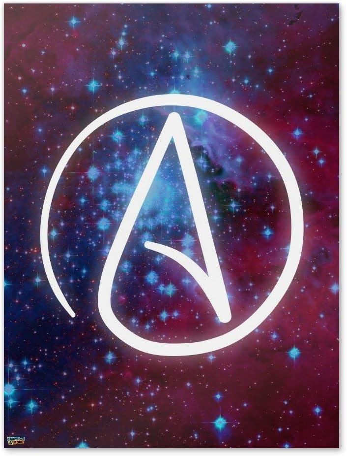 Atheist Symbol Wall Decor