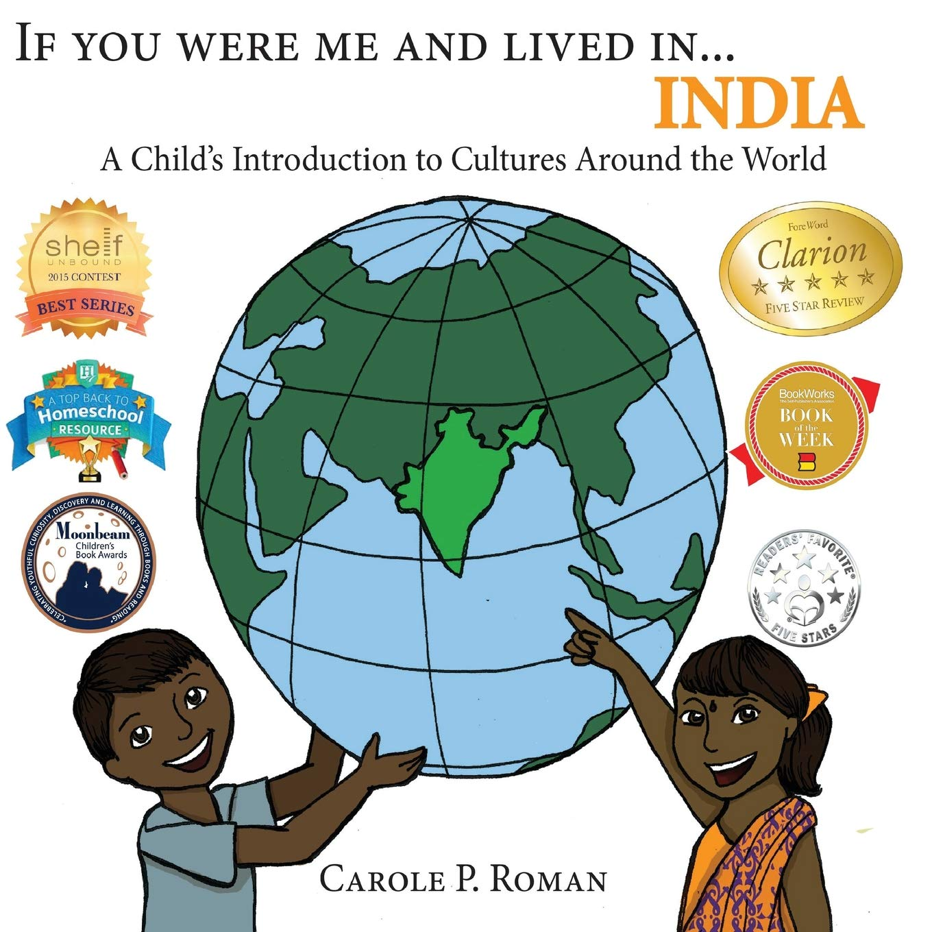 A Childs Introduction to Cultures Around the World If You Were Me and Lived in...India