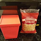 Amazon.com: Trader Joe's Organic Popping Corn 28 oz ( 1 lb