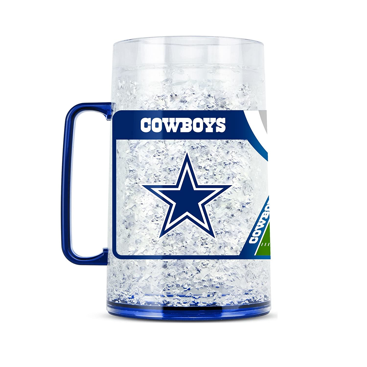 Duck House NFL unisex Crystal Freezer Monster Mugs