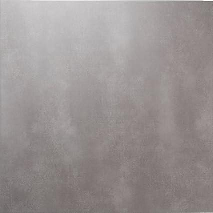 Piastrelle da pavimento gres fine Serie 60 x 60 cm grigio ...