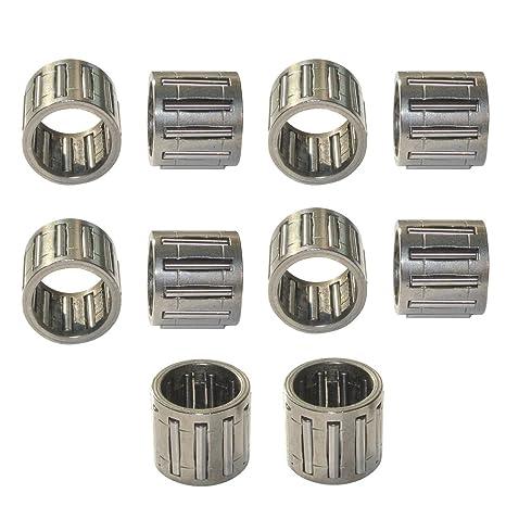Generic 10pcs embrague cojinete de agujas Kit de ajuste STIHL 017 018 021 023 025 MS210