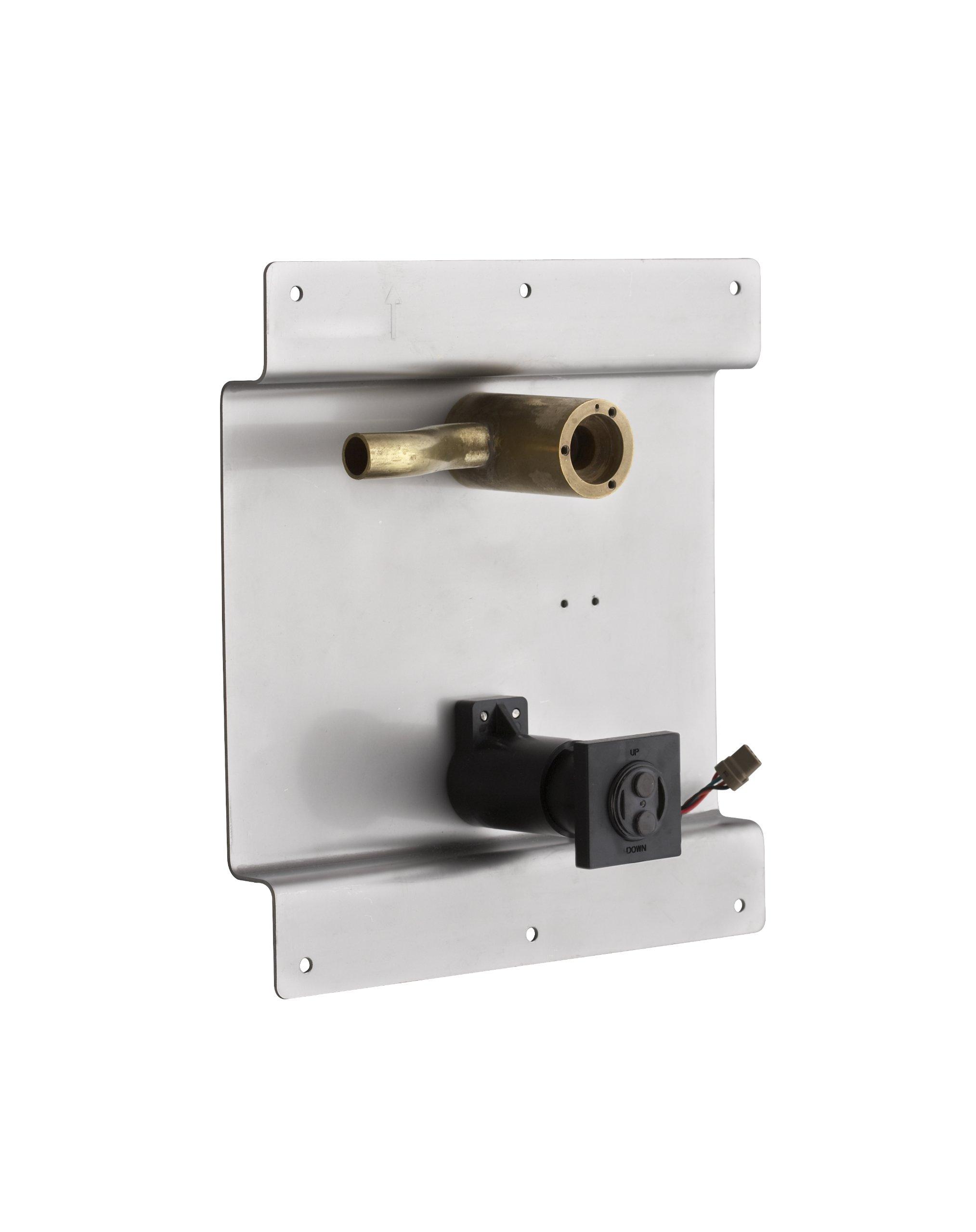 KOHLER K-11831-NA Square Hybrid Control Kit by Kohler