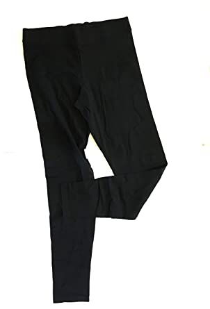 e28521f04f15d Image Unavailable. Image not available for. Color: Pink Victoria Secret  Black Leggings NIB Size Extra Small